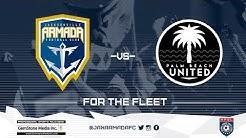 Jacksonville Armada FC vs. Palm Beach United