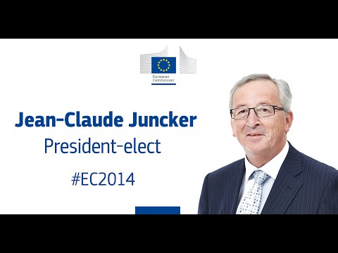 Jean-Claude Juncker - Priorities and speech in the EP