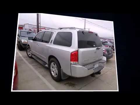 2005 nissan armada se in houston tx 77034 youtube. Black Bedroom Furniture Sets. Home Design Ideas