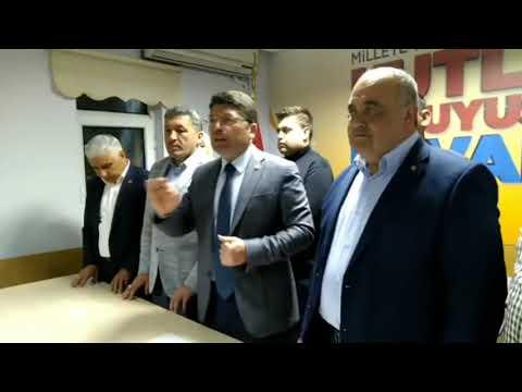 AK Parti Bartın Belediye Seçim İçin Ysk'ya Başvuracak