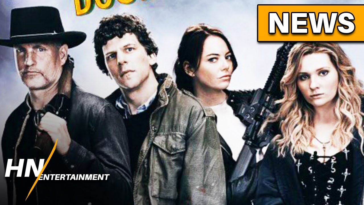 First Look at Zombieland 2 Double Tap REVEALED - YouTube