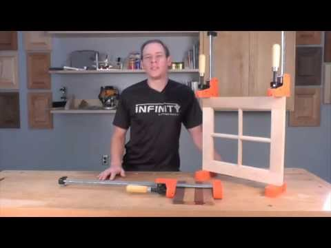 Infinity Cutting Tools - Jorgensen Cabinet Master Parallel Clamps ...