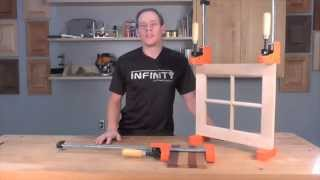 Infinity Cutting Tools - Jorgensen Cabinet Master Parallel Clamps