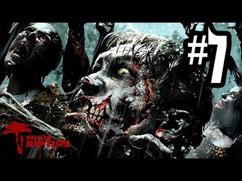 Dead Island Riptide Gameplay Part