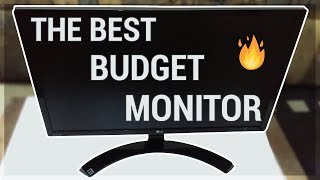 LG 22MP58VQ IPS Full HD LED Monitor | Unboxing