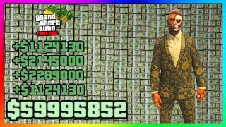 TOP *FOUR* Best Ways To Make MONEY In GTA 5 Online | NEW Solo Easy Unlimited Money Guide/Method 1.45