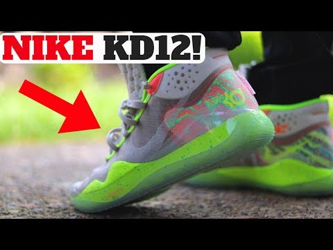 8794ac6eb42 Buy the nike KD 12 here: http://bit.ly/2VrZiw3. Help me reach 500k  Subscribers! Subscribe here: https://www.youtube .com/user/heskicks?sub_confirmation=1