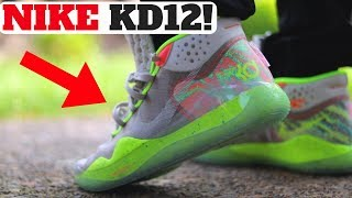 BEST Nike KD SO Far? KD12 Review & On Feet Thoughts!
