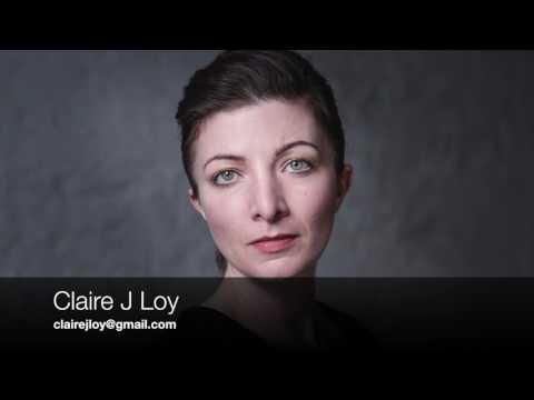 Claire J Loy VO commercial