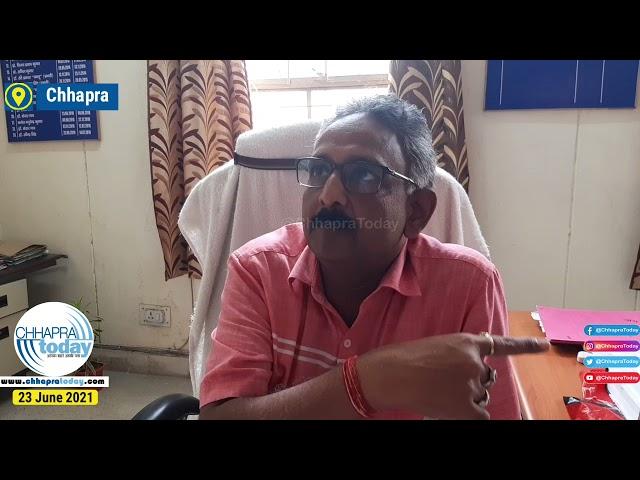 जयप्रकाश विश्वविद्यालय बना ट्रकों का पार्किंग स्थल, कुलसचिव ने कहा- नहीं सुन रहा पुलिस प्रशासन