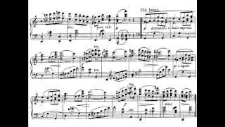Mazurca melancólica Ricardo Castro (with score) thumbnail