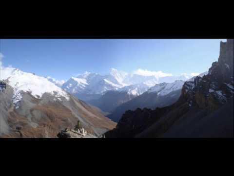 NEPAL IV- diaporamas des Annapurnas... Himalaya trekking