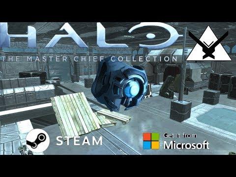 Halo Reach Forge On The MCC