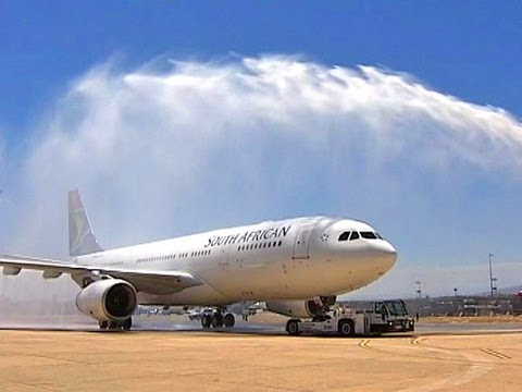 New pilot for SAA