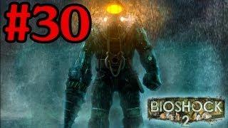 Bioshock 2 Ending - Big Brass Balls Walkthrough Part 30 The End Xbox360 1080p