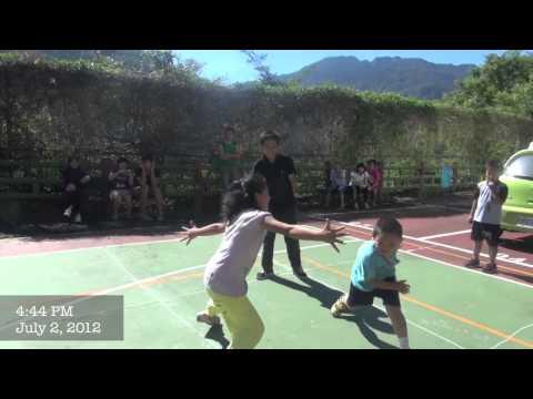 Gobak Sodor Games 遊戲 (NCCU CSS Summer Camp 2012)