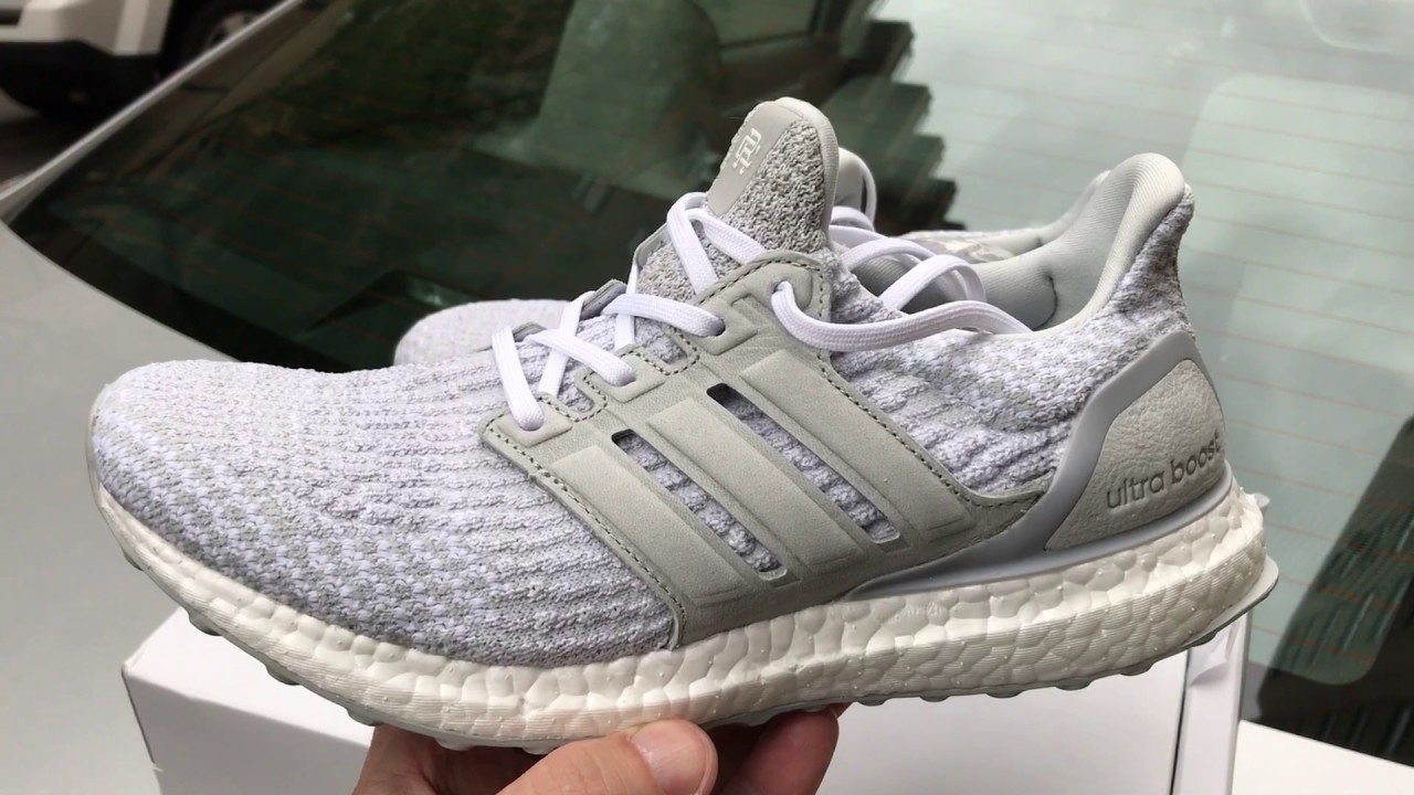 Adidas Ultra Boost Reigning Champ Womens Sneaker bw1122 - YouTube d12df142eb