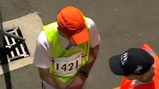 Manx Telecom Parish Walk video 4 - junior record