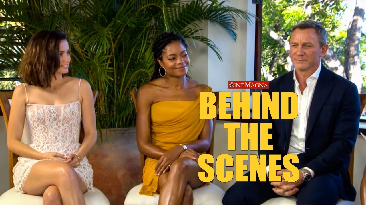 Ver James Bond 25 Shoots In Jamaica: Behind The Scenes Interview (2019) en Español