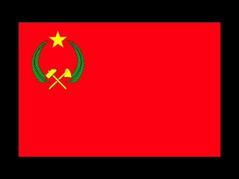 Anthem of the People's Republic of the Congo - Les Trois Glorieuses (Vocal)