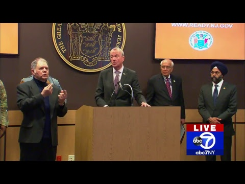 NJ Gov. Phil Murphy talks storm preps