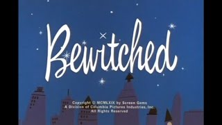 Bewitched Season 6 Opening And Closing Credits And Theme Song
