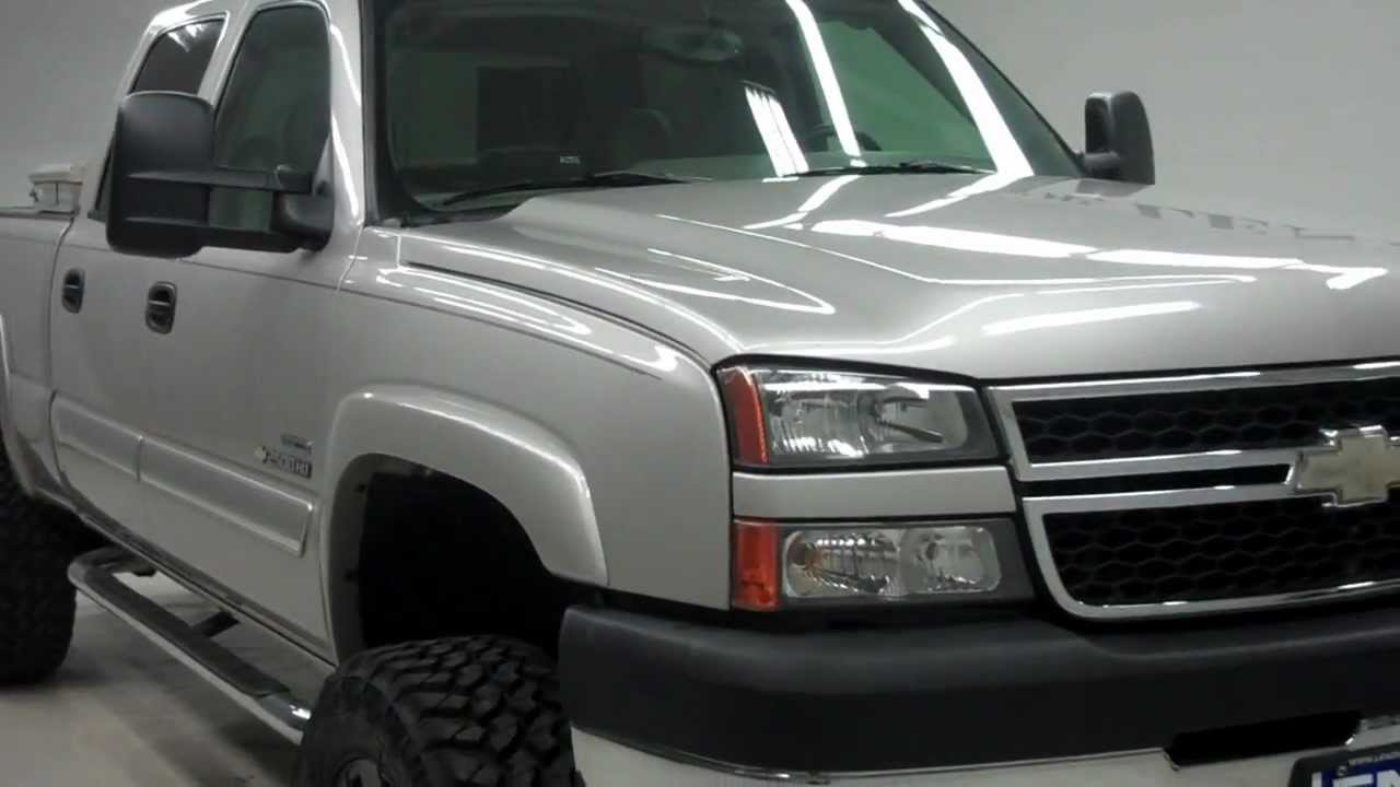 2006 CHEVROLET SILVERADO 2500 CREW-SHORT-LT3-LIFTED www ...