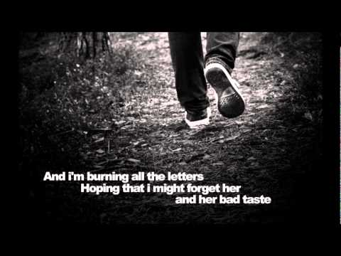 Mayday Parade - If You Wanted A Song Written About You, All You Had To Do Was Ask (Lyrics)