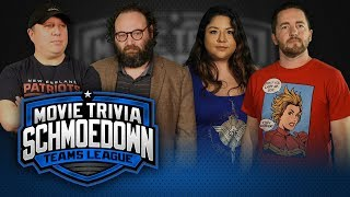 Evil Geniuses vs Superhero News - Movie Trivia Schmoedown