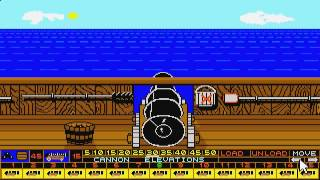 ATARI ST PIRATES OF THE BARBARY COAST