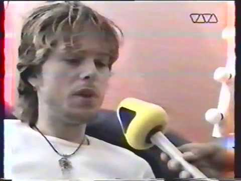 Espen Lind - VIVA Germany Interview with fans (1998)