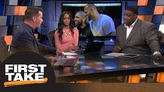 Kyrie Irving never wanted LeBron James to return to Cleveland | First Take | ESPN
