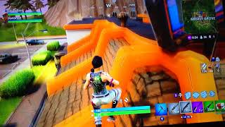 WE FOUND A HACKER IN FORTNITE!!!!!! (ft Diablo XVI)