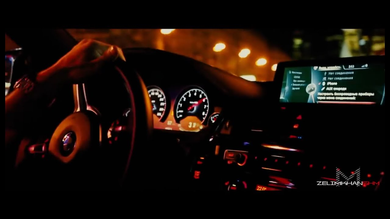 Bmw M4 Night Drive Drift Youtube