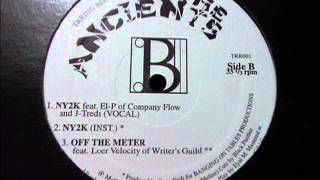 The Ancients feat. Loer Velocity - off the meter