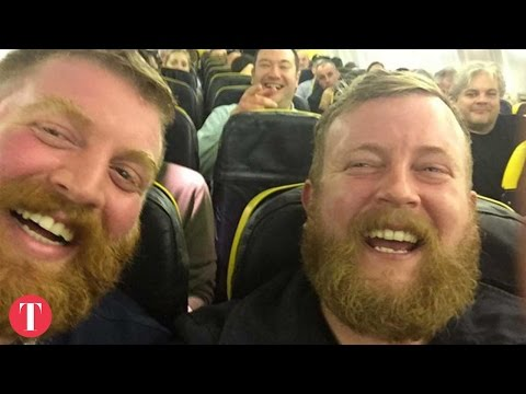 Twin Strangers - Unrelated Identical People