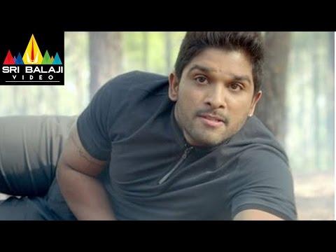 Iddarammayilatho Movie Teaser   Allu Arjun, Amala Paul   Sri Balaji Video