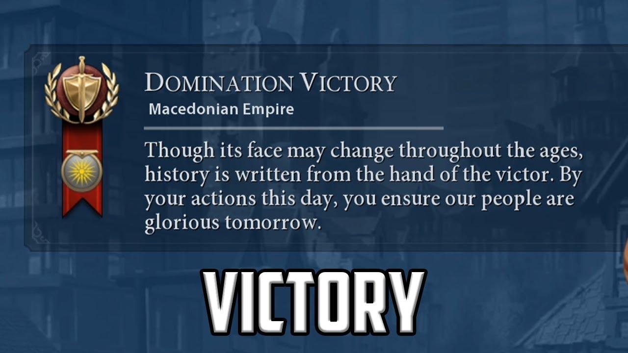 Download Finishing the war - Macedon Domination Ep. 5