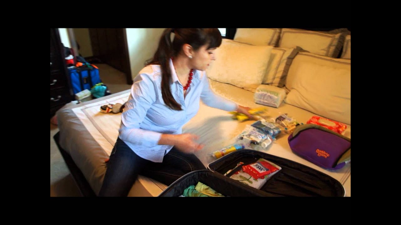 62c061fa85d How To Pack For Kids  Traveling Europe with Children - YouTube