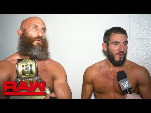 """Why you will remember Tommaso Ciampa & Johnny Gargano """"forever"""": Raw Exclusive, Feb. 18, 2019"""
