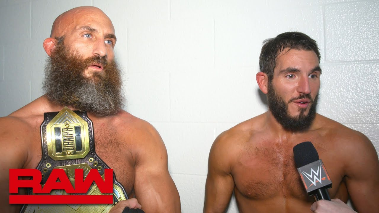 Image result for tommaso Ciampa and Johnny Gargano