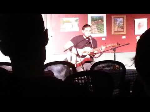 Dayne Harris Original music Centre Market Third Friday Artworks