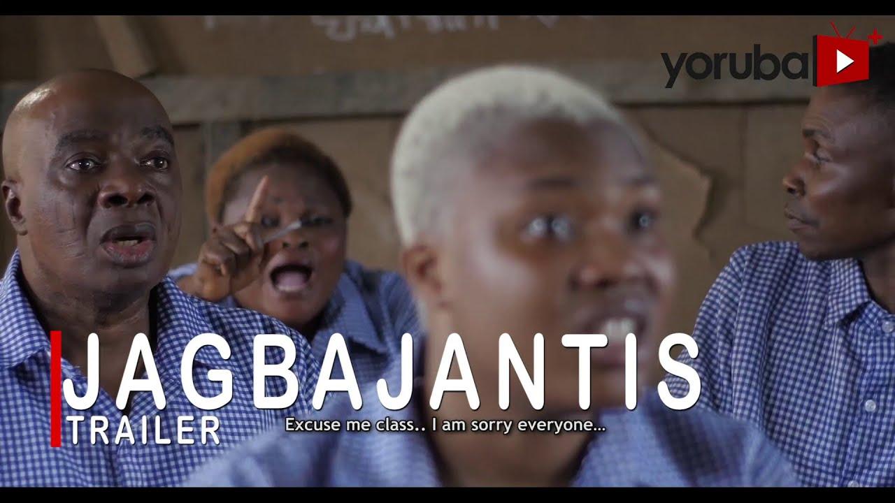Download Jagbajantis Yoruba Movie 2021 Showing On Monday 18th Oct. On Yorubaplus