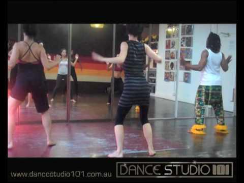 West African @ Dance Studio 101.mov