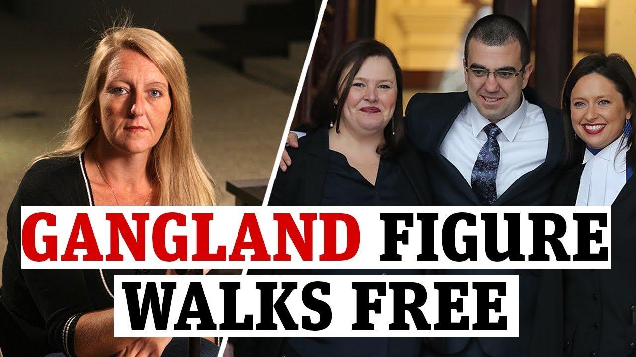 Lawyer X: Gangland getaway driver walks free from jail