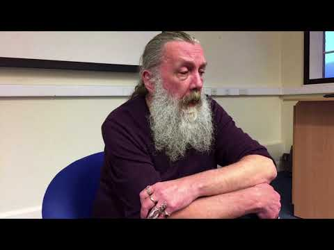 UoN Interview | Alan Moore