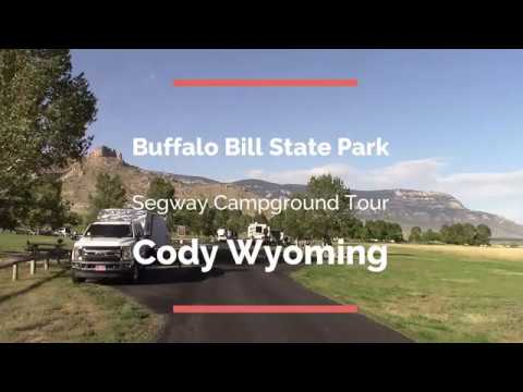 Buffalo Bill State Park, Campground, Cody, Wyoming