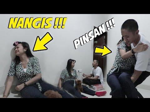 MANTAN DATANG KE RUMAH !!! PUSPA NANGIS MALAH PINGSAN :(