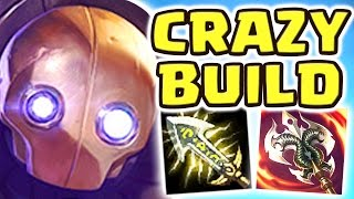 YOU WON'T BELIEVE THIS PREDICTION | NEW META FISTCRANK JUNGLE | FULL AD BLITZCRANK - Nightblue3