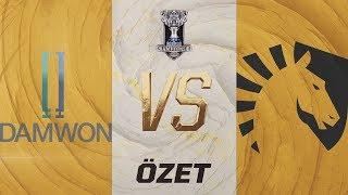 DAMWON Gaming ( DWG ) vs Team Liquid ( TL ) Maç Özeti | Worlds 2019 Grup Aşaması 1. Gün